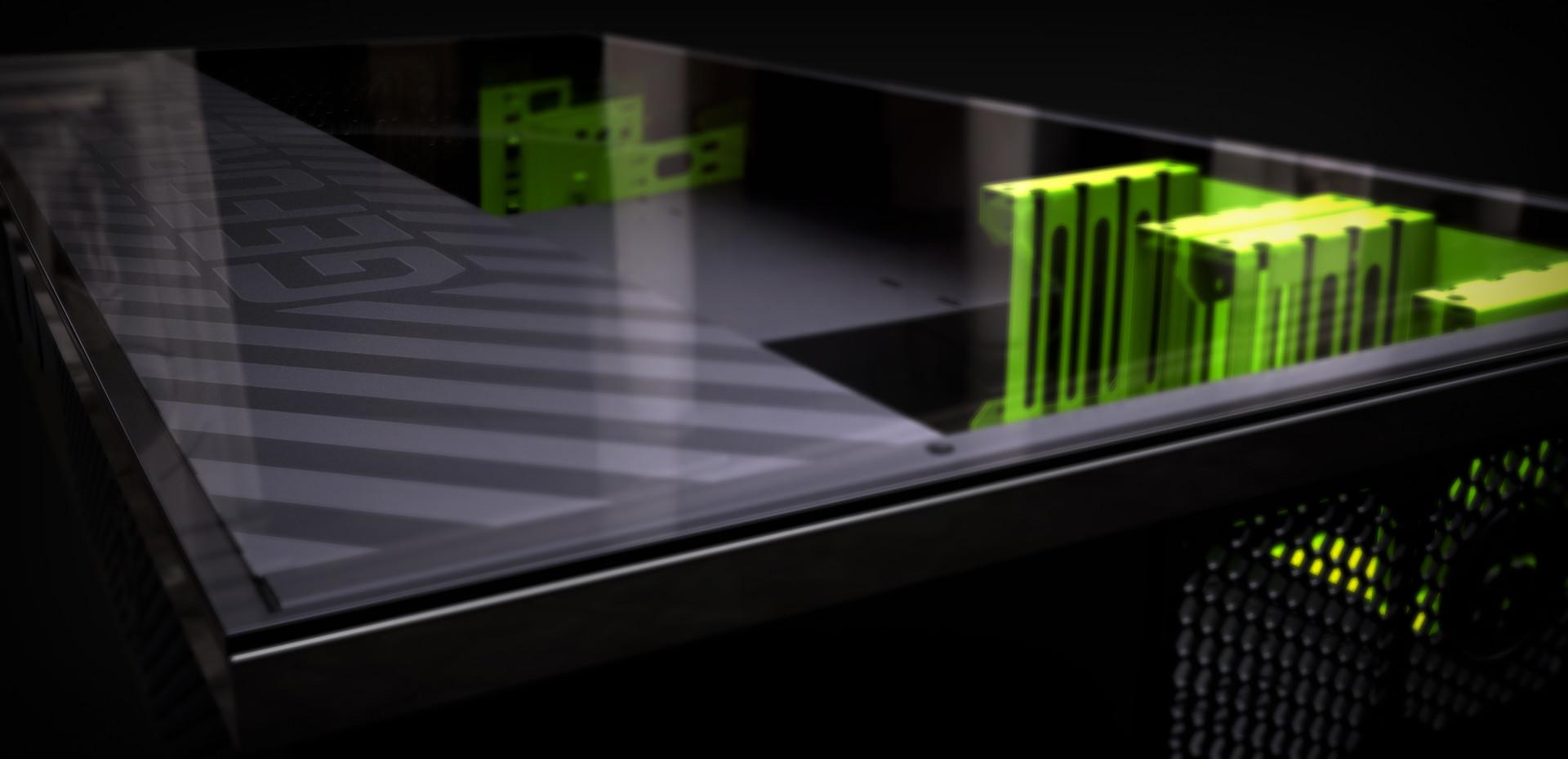 NVidia Desk_green2